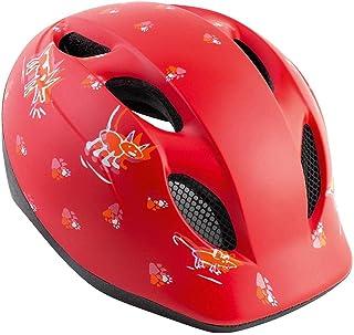Met Casco Super Buddy ANI M (52-57) Ciclismo, Adultos Unisex, Rojo (Rojo Anu)