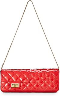 CHANEL Red Patent Leather Reissue Double-Sided Flap Bag (Pre-Owned)