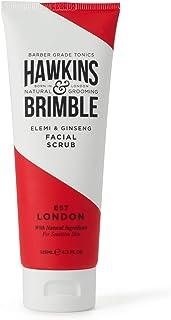 Hawkins & Brimble Pre-Shave Facial Scrub, 125 ml