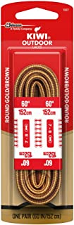 KIWI Outdoor Round Laces, Gold/Brown, 60