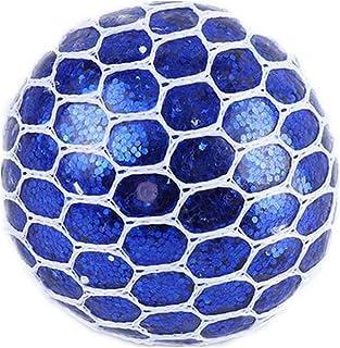 Squishy Mesh Grape Ball Depression Ball Squeeze Juguete Anti