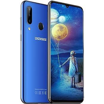 DOOGEE N20 Smartphone 4G, Pantalla FHD de 6.3