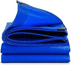 LIXIONG dekzeil voor buiten, schaduw, PE zeil, koudebescherming, scheurvastheid, gemakkelijk op te vouwen, regendoek, 23 m...