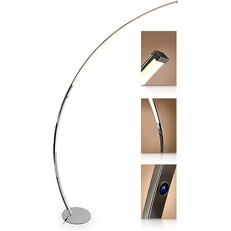 Stehlampe Lampe Bodenlampe Bogenleuchte Codolo schwarz LED NEU KARE Design 60300