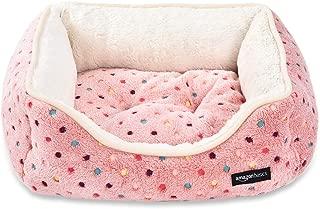 AmazonBasics Cuddler Pet Bed - Soft and Comforting