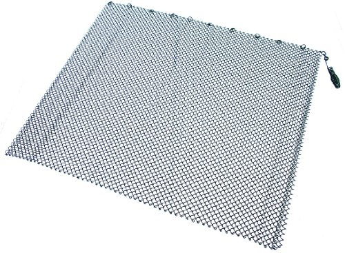 48in. X 24in. Fireplace Spark Screen Rod Kit Not Included