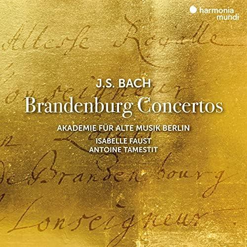 Akademie für Alte Musik Berlin, Isabelle Faust & Antoine Tamestit