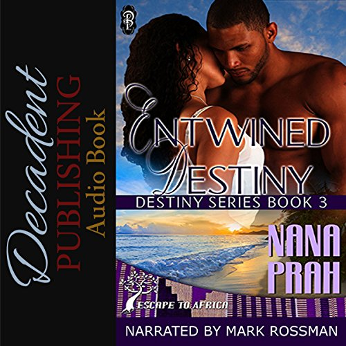 Entwined Destiny audiobook cover art