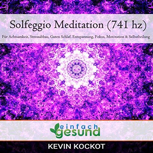 Solfeggio Meditation (741 hz) Titelbild