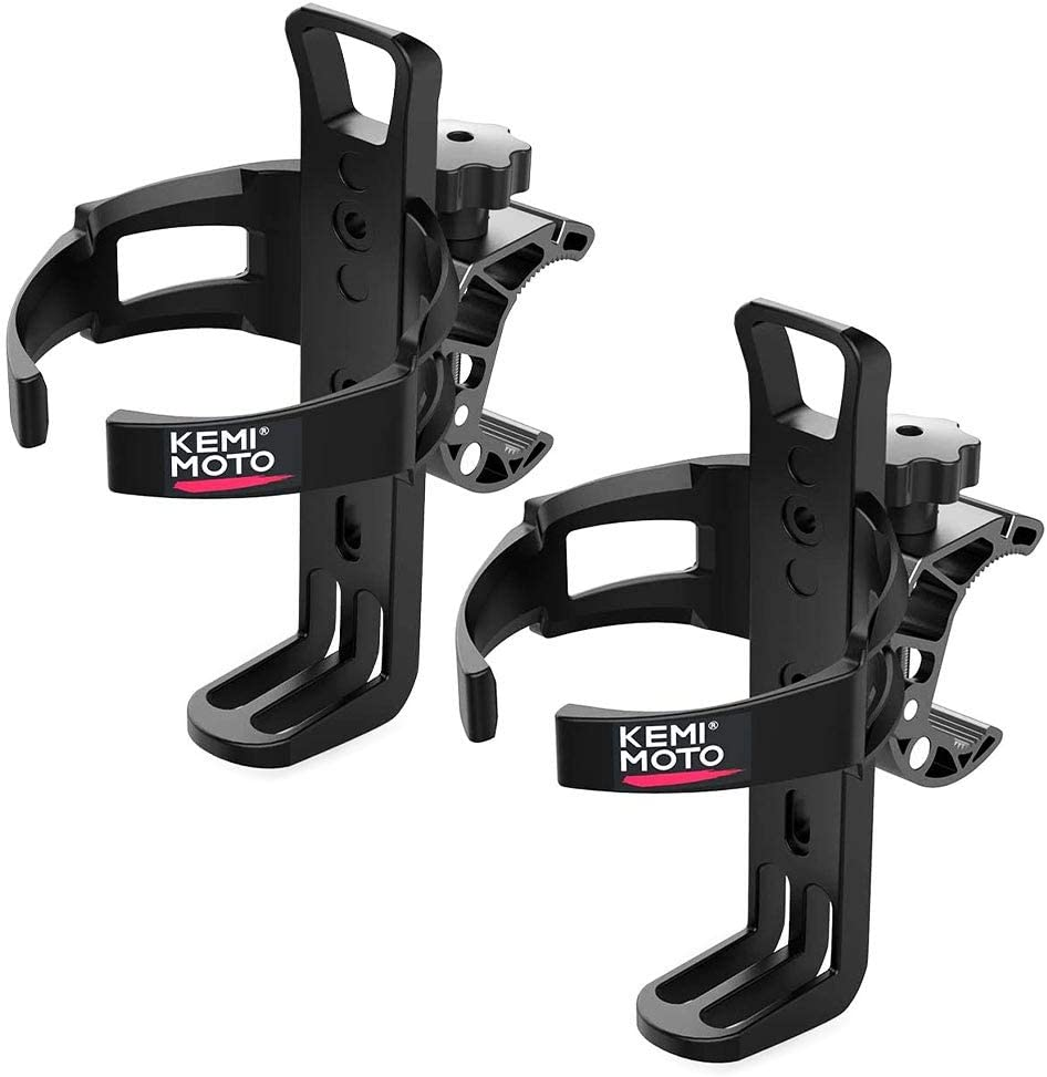kemimoto ATV Cup Holder Motorcycle Ranking integrated 1st place Drink 2021new shipping free shipping Bottl Water Bike