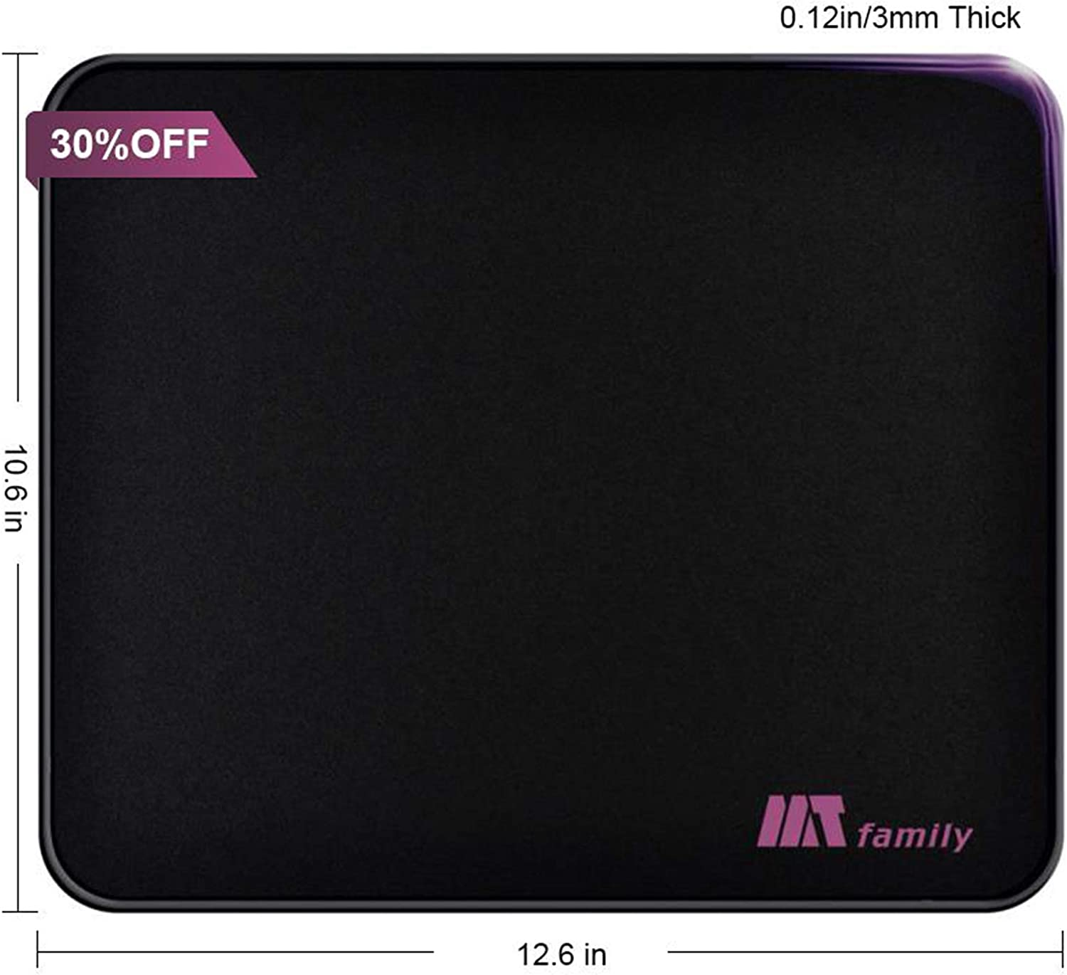 Mouse Pad with Non-Slip Rubber Mousepad Computer Base Animer and price revision Bombing free shipping Stit