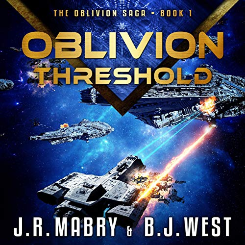 Oblivion Threshold  By  cover art