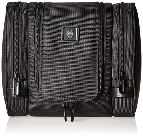 Victorinox Lexicon 2.0 Truss Hanging Toiletry Kit, Black, One Size
