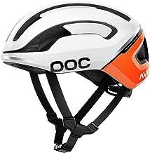 POC Omne Air Spin - Casco de Bicicleta - Naranja/Blanco 2019
