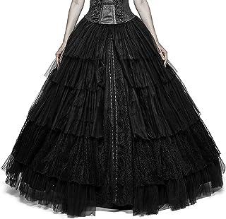 430567c73fd072 Amazon.fr : jupe longue gothique - JAPAN ATTITUDE : Vêtements