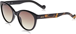 Liu Jo Women's Sunglasses Cateye Liu Jo Colors Ebony