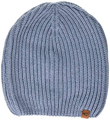 Camel Active Womenswear Damen 3065604M5641 Winter-Hut, Light Blue, OS