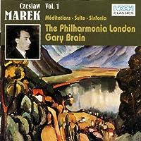 Marek;Orchestral Works Vol.I