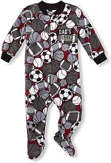 f01f4986cfbb Amazon.com  Reds - Blanket Sleepers   Sleepwear   Robes  Clothing ...