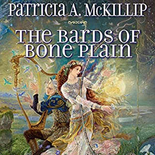 The Bards of Bone Plain audiobook cover art