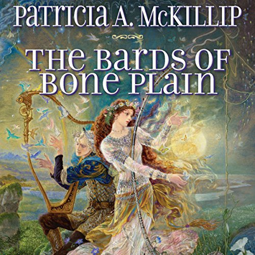 The Bards of Bone Plain audiobook cover art