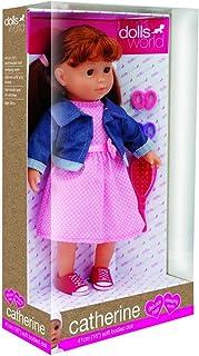 Dolls World Catherine Doll - 8874