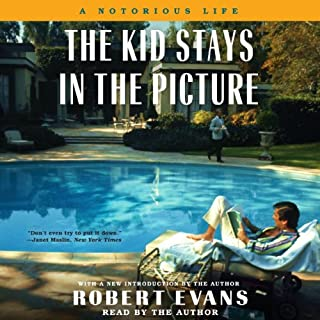 The Kid Stays in the Picture cover art