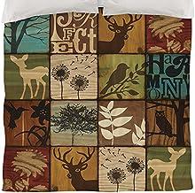 غطاء لحاف من مانوال وودوركرز آند ويفرز، مقاس كينغ، لون هارموني
