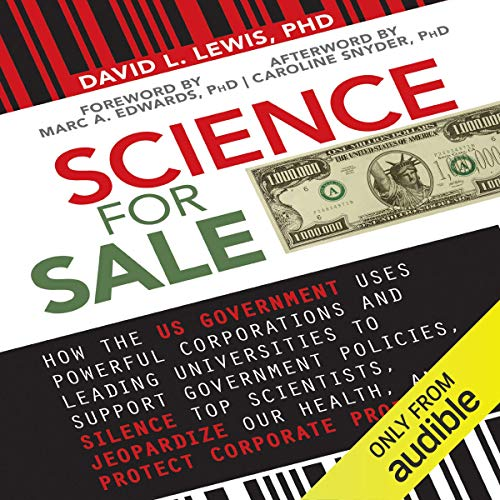Science for Sale cover art