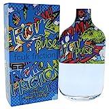 Friction Pulse by FCUK Eau De Toilette per gli uomini, 100 ml