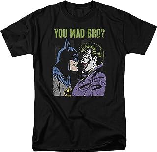 Popfunk Batman Vs. The Joker You MAD Bro T Shirt &