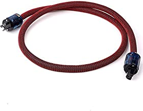 Hi-End HiFi Audio AC Power Cable Power Cord US Plug - 3.3FT (1M)