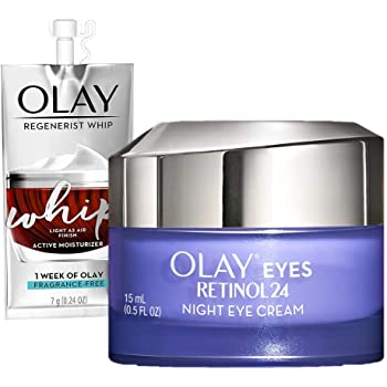 Amazon Com Olay Regenerist Retinol Eye Cream Retinol 24 Night