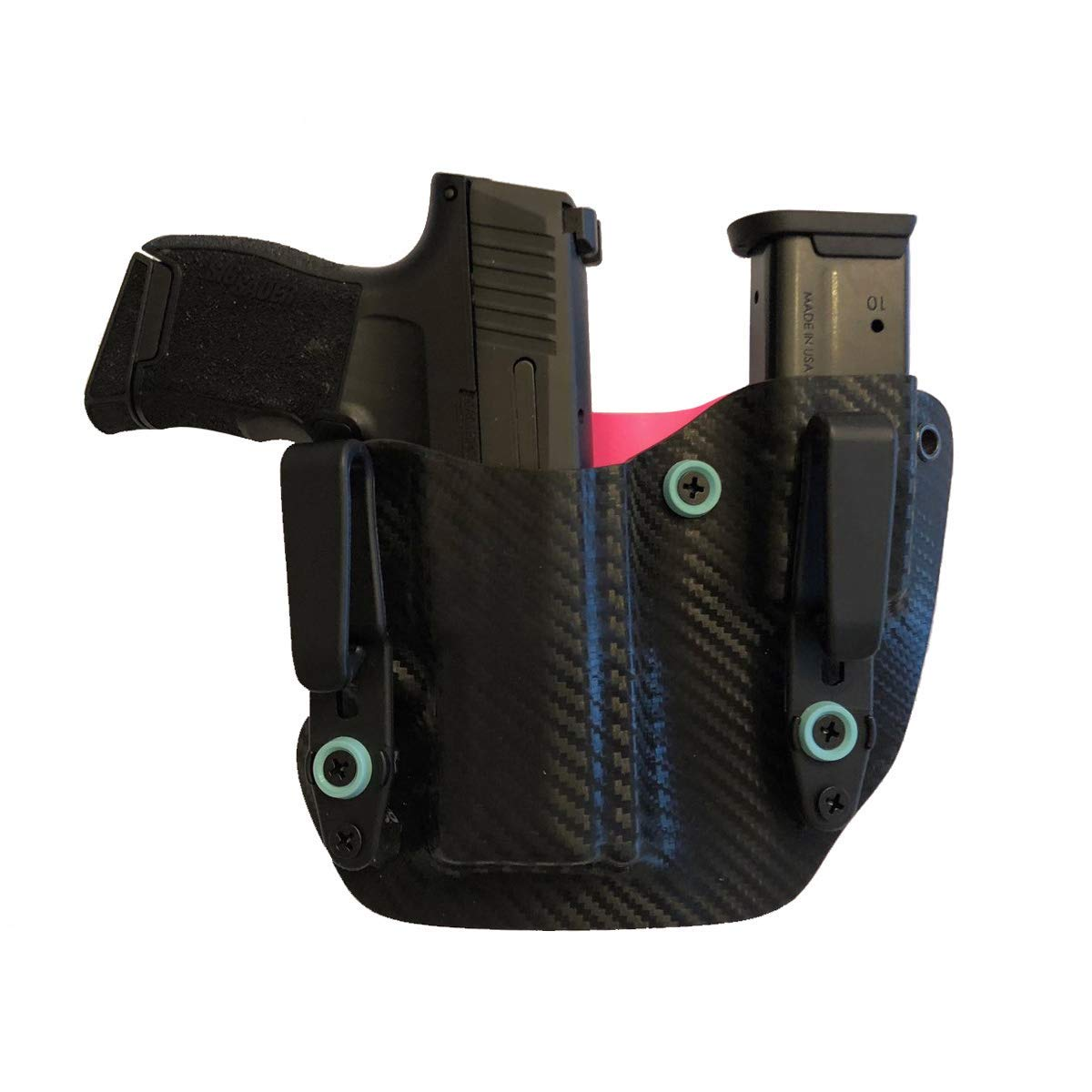 Elite Force Holsters Custom Combo 3. Springfield Classic XDS Special Campaign Holster for