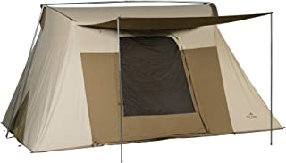 TETON Sports Mesa Canvas Tent; Waterproof, Family Tent; The Right Shelter for Your Base Camp