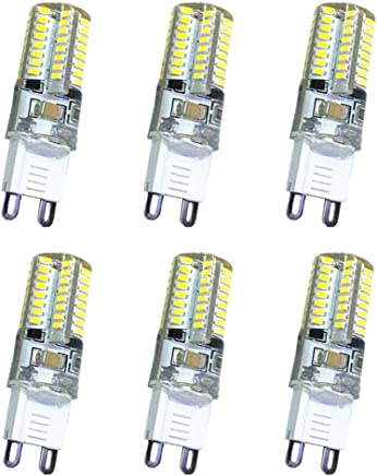 OMTO G9 3014 SMD 64 LED Light Bulbs Bi-pin Base Corn Crystal Light Bulbs