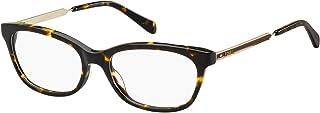 نظارة طبية اف او اس من فوسيل بعدسات تجريبية 00 طراز 7010 0086، هافانا داكن