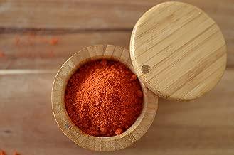 Kashmiri Red Chili Powder (mild-medium heat) 100% Natural by BanyanTree Foods, 7.0 Oz