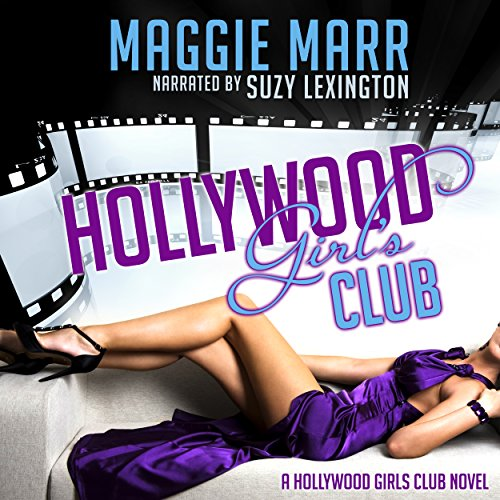 Hollywood Girls Club audiobook cover art