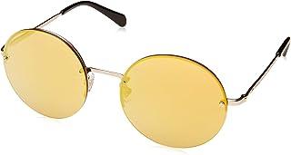 Sunglasses Fossil FOS 2083 /S 03YG Lgh Gold/XN Platinum Cp Pz