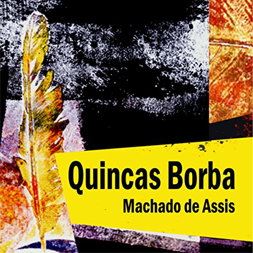 Quincas Borba cover art