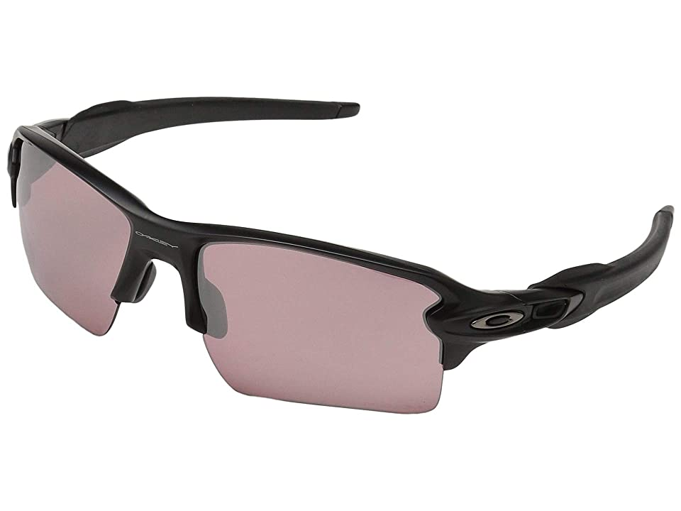Oakley Flak 2.0 (Matte Black w/ Prizm Dark Golf) Snow Goggles
