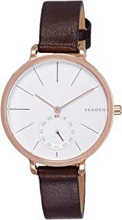 (Renewed) Skagen Analog White Dial Women's Watch - SKW2356