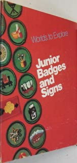 Worlds to Explore: Junior Badges and Signs