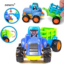 ZHENGTU Unbreakable Automobile Car Toy Set
