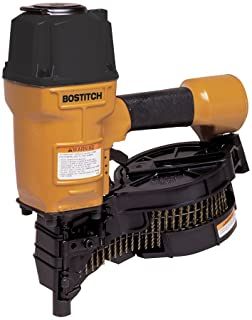 BOSTITCH Coil Framing Nailer, Round Head, 1-1/2 to 3-1/4-Inch (N80CB-1)