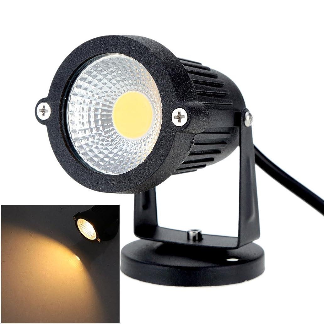 さておき雑草模索Lixada 十色の選択 IP65 屋外 景観 LED ガーデンスポットライトCE&RoHS 8W 85-265V AC