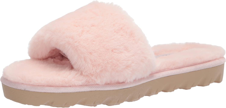 Chinese Laundry Women's Rally Slide Sandal, Light Pink, 11