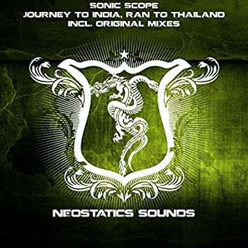 Journey to India / Ran to Thailand