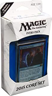 Magic the Gathering (MTG) 2015 Core Set / M15 Intro Pack / Theme Deck - Mercurial Pretender (Blue/Green)(Includes 2 Booster Packs)
